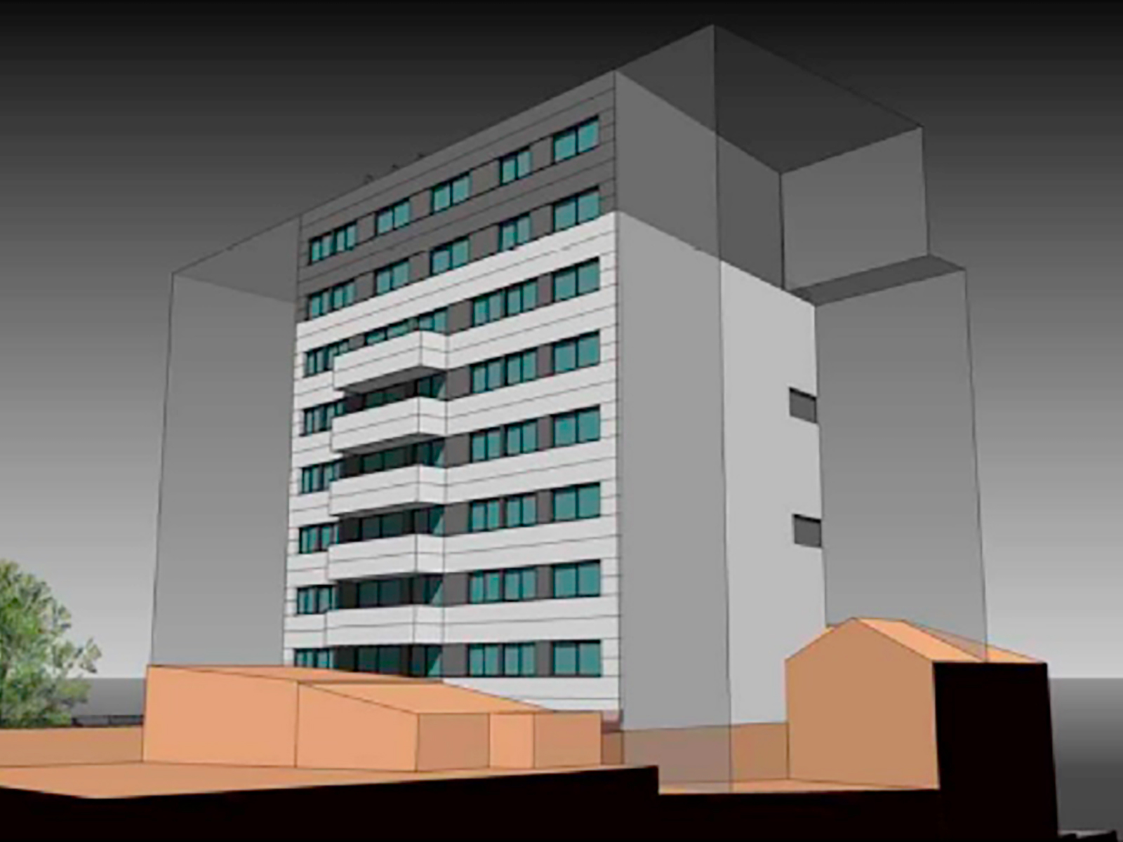 Land for housing building , Vila Nova de Gaia