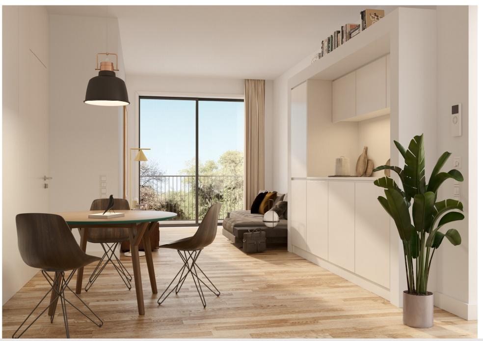 למכירה – דירת 2 חדרים+1, פורטו