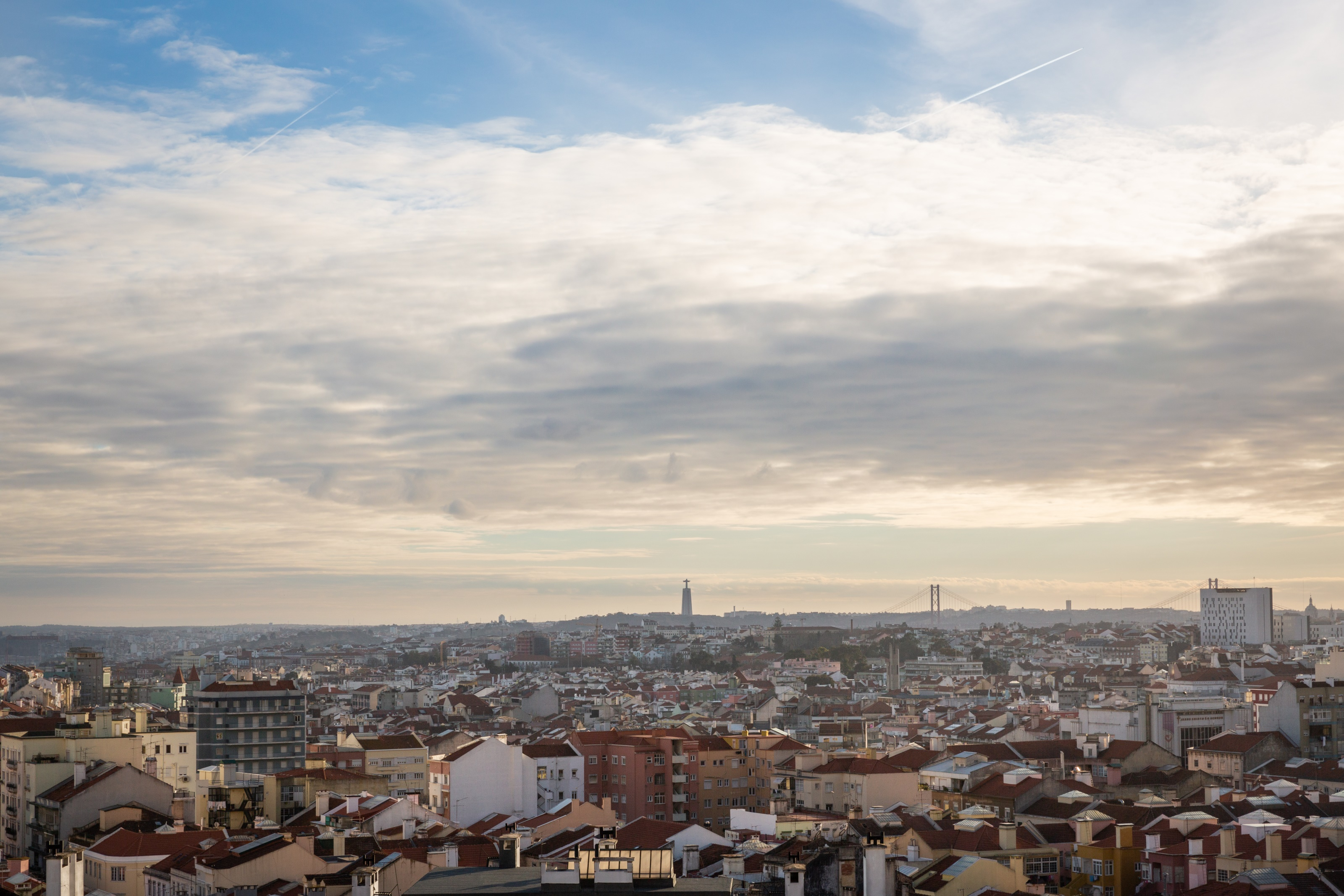 4 Bedroom Apartment with Fantastic City View, Areeiro