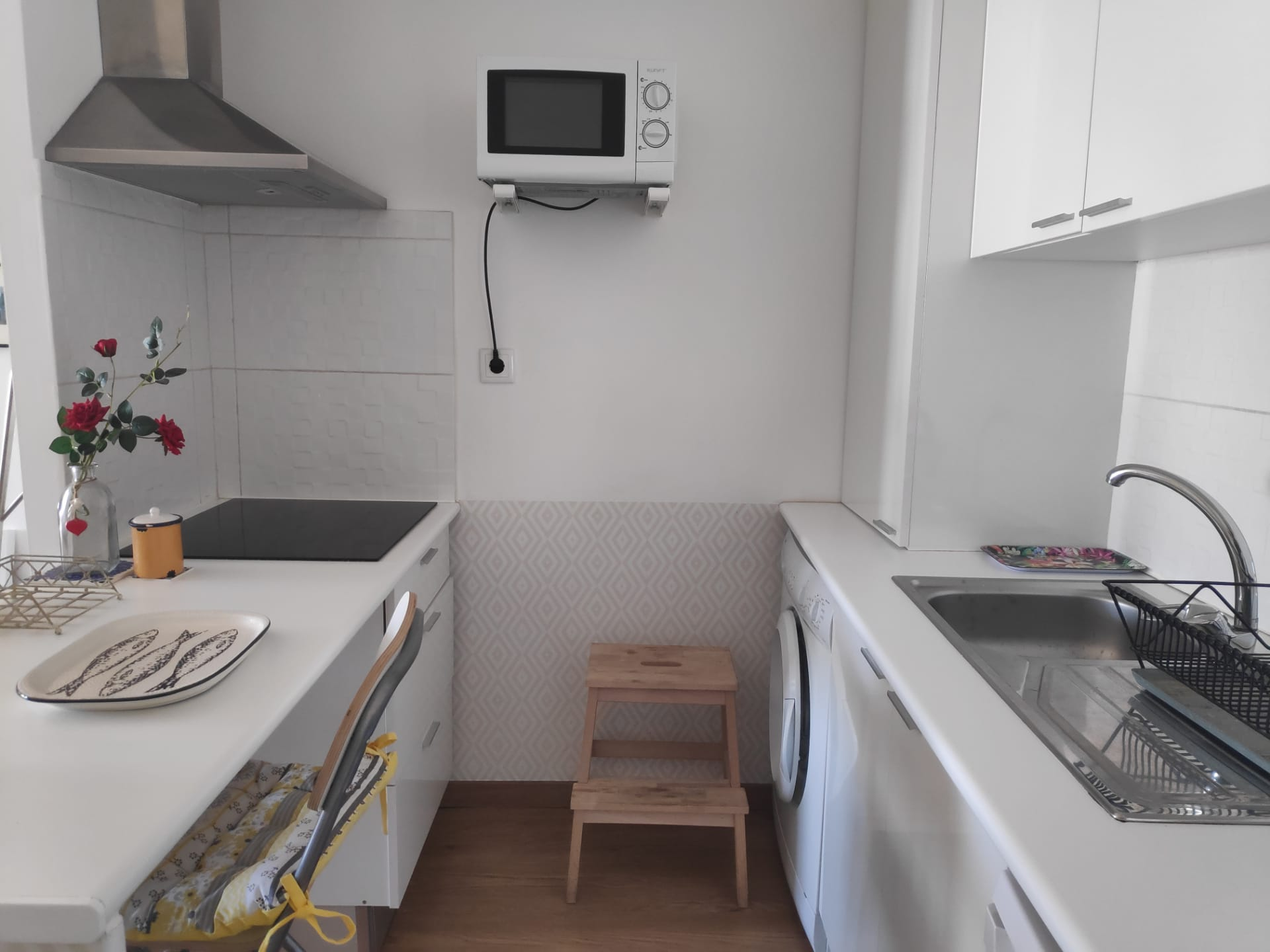 Refurbished Apartment in Janelas Verdes (Santos-o-Velho) –