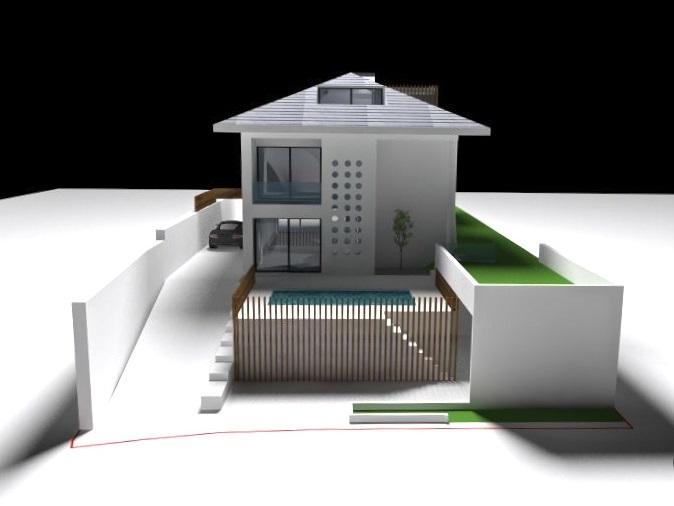 3-BEDROOM VILLA TO REFURBISH WITH PROJECT IN MURTAL, ESTORIL