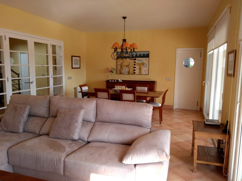 Chalet for sale in Son Blanc Ciutadella - living room