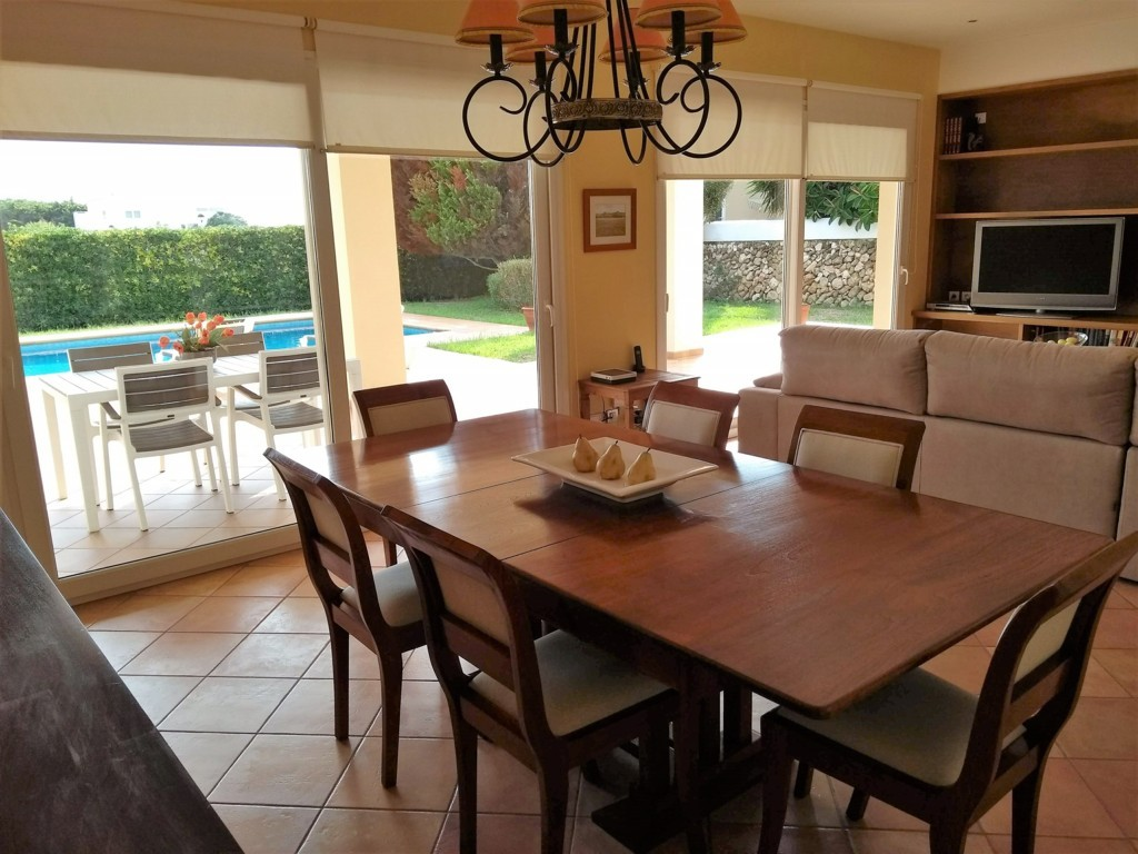Chalet for sale in Son Blanc Ciutadella -living room