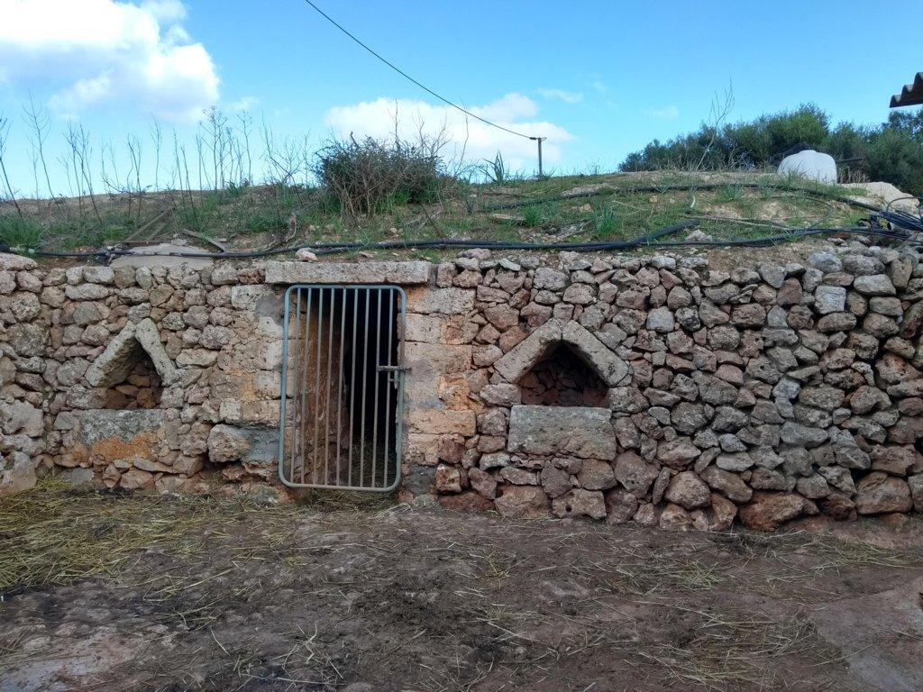 Propriété rustique à vendre près de Ciutadella