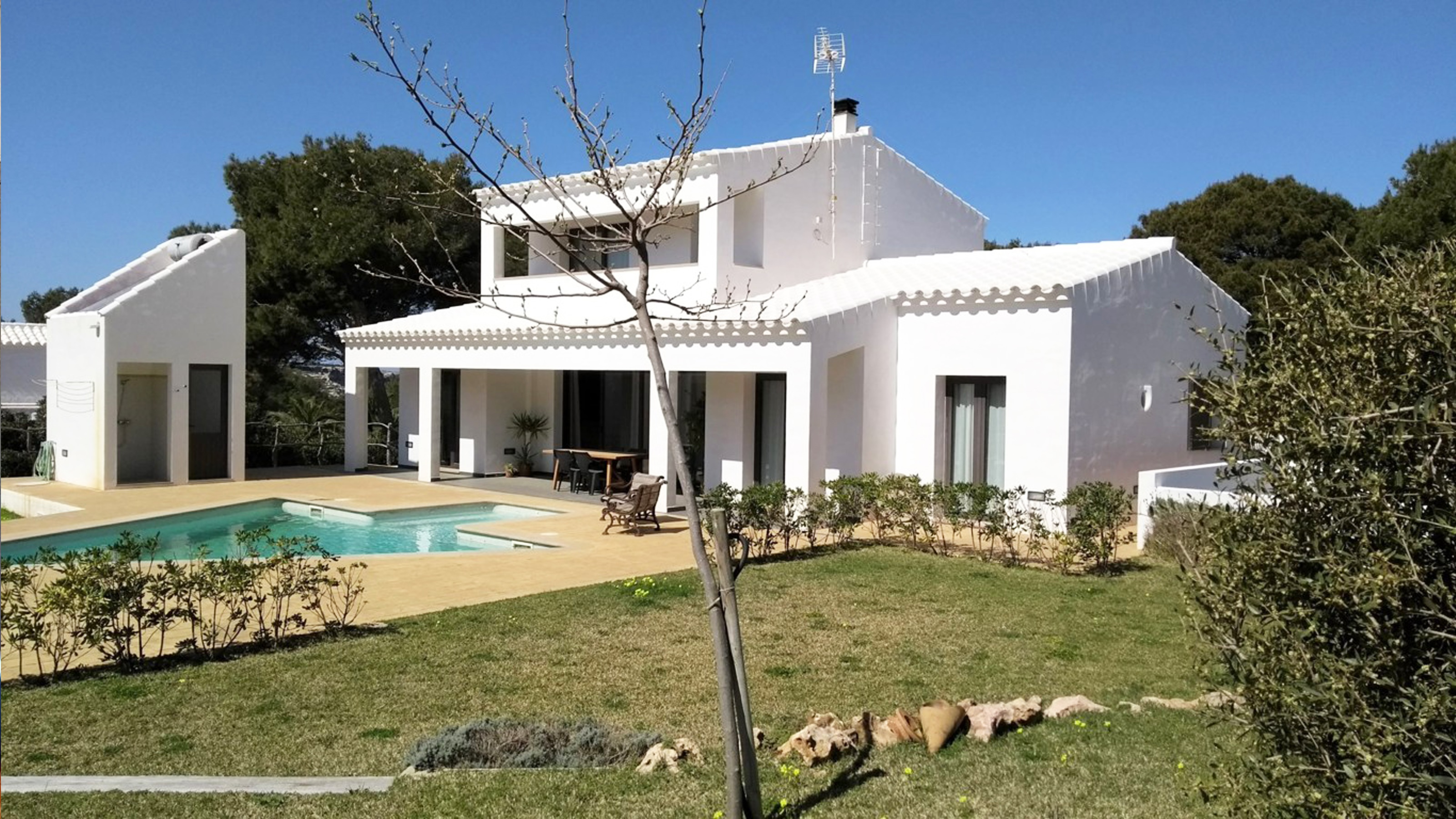 Villa à vendre à Cala Morell-Fachada et Pool