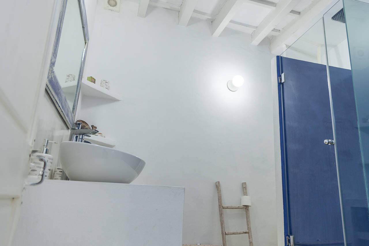 Maison au centre de Mercadal_salle de bain