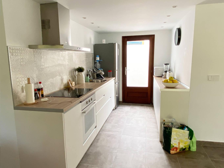 Chalet in Cap D'artruix_kitchen