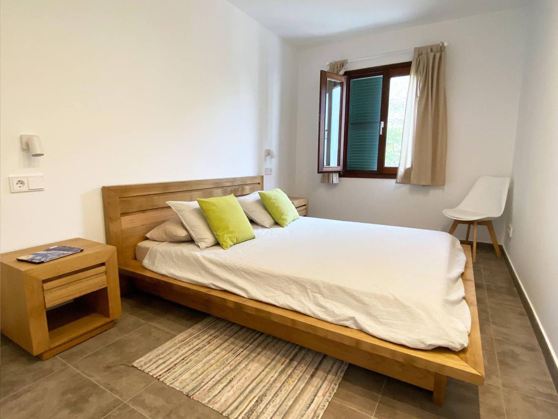 Chalet in Cap D'artruix_bedroom