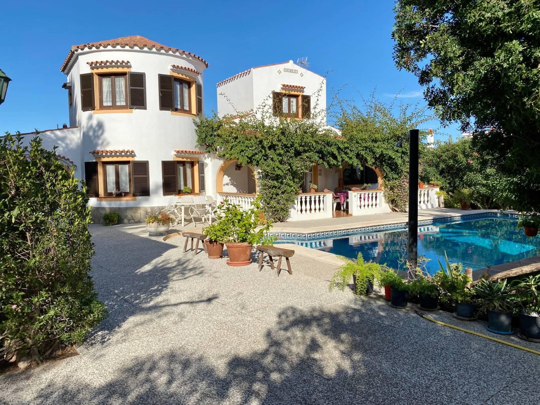 Villa à Calan Blanes
