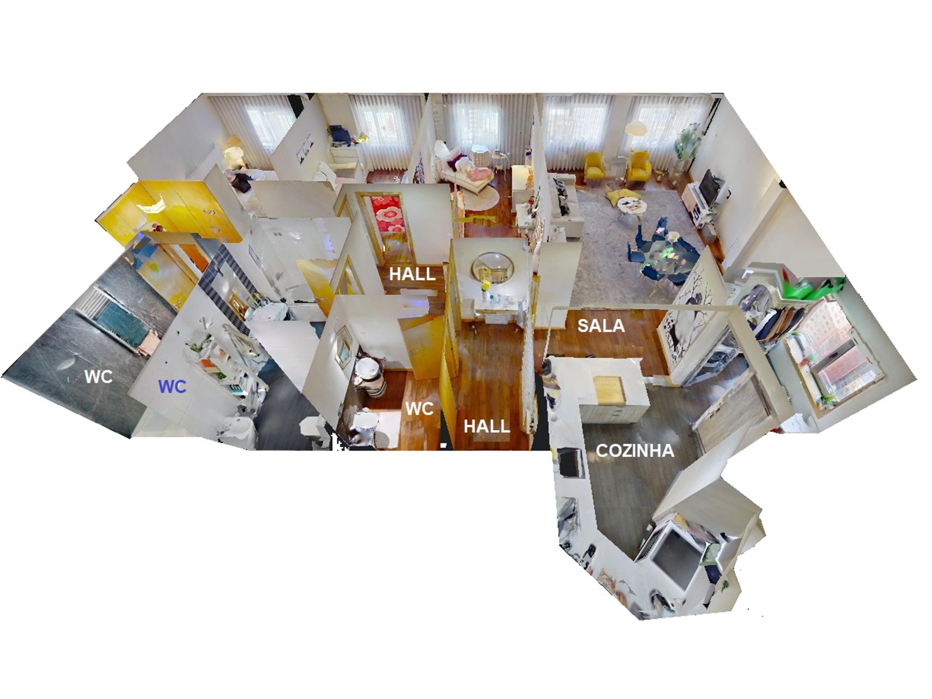 New Apartment in Casa de Serralves (Lordelo do Ouro) – 148 m²