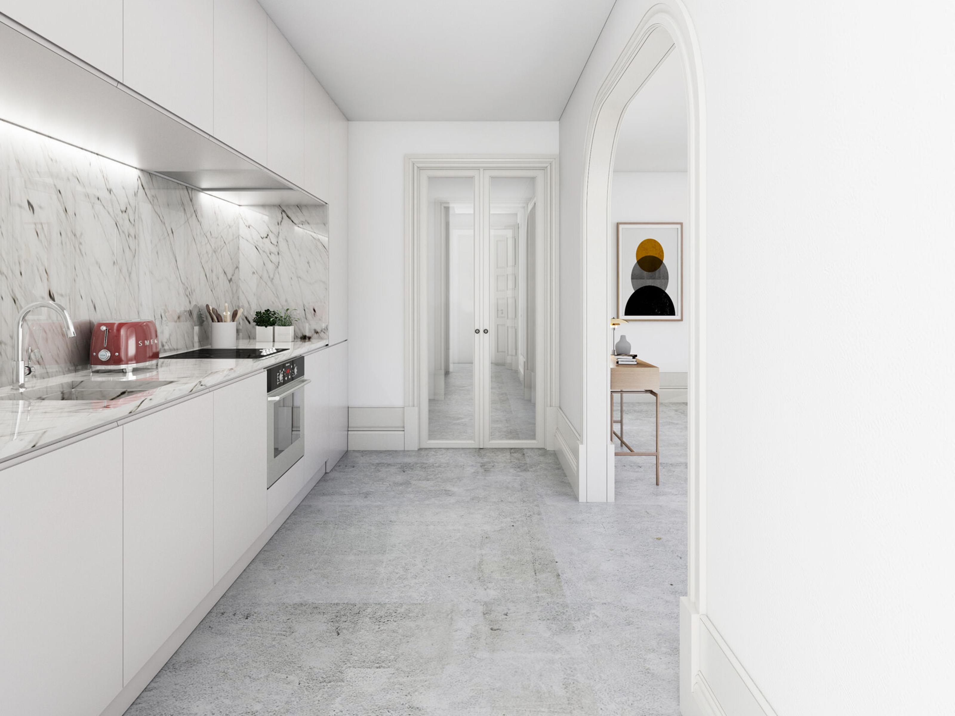 New Apartment in Bonfim –