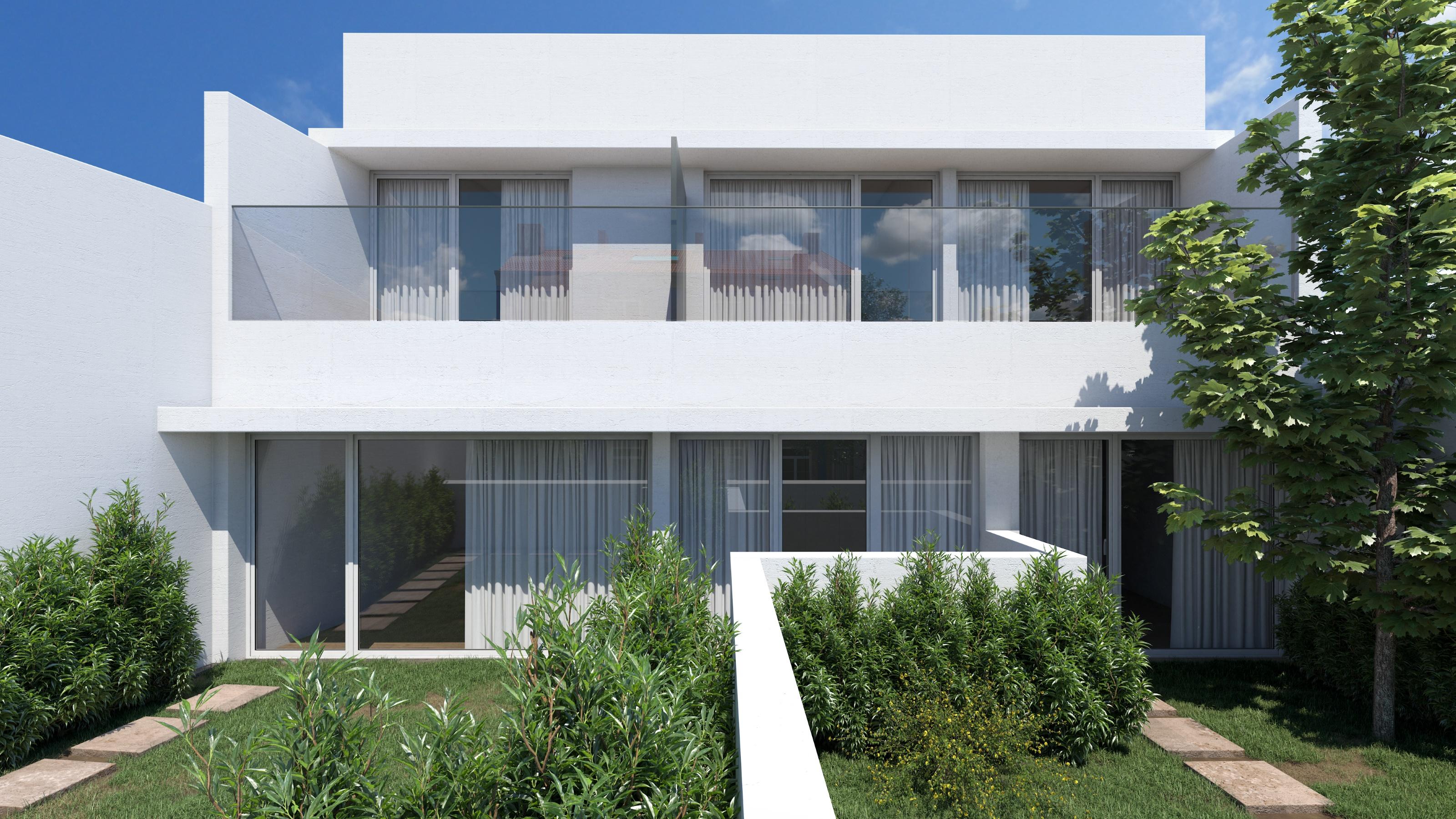 Underconstruction House in Santa Marinha e São Pedro da Afurada –