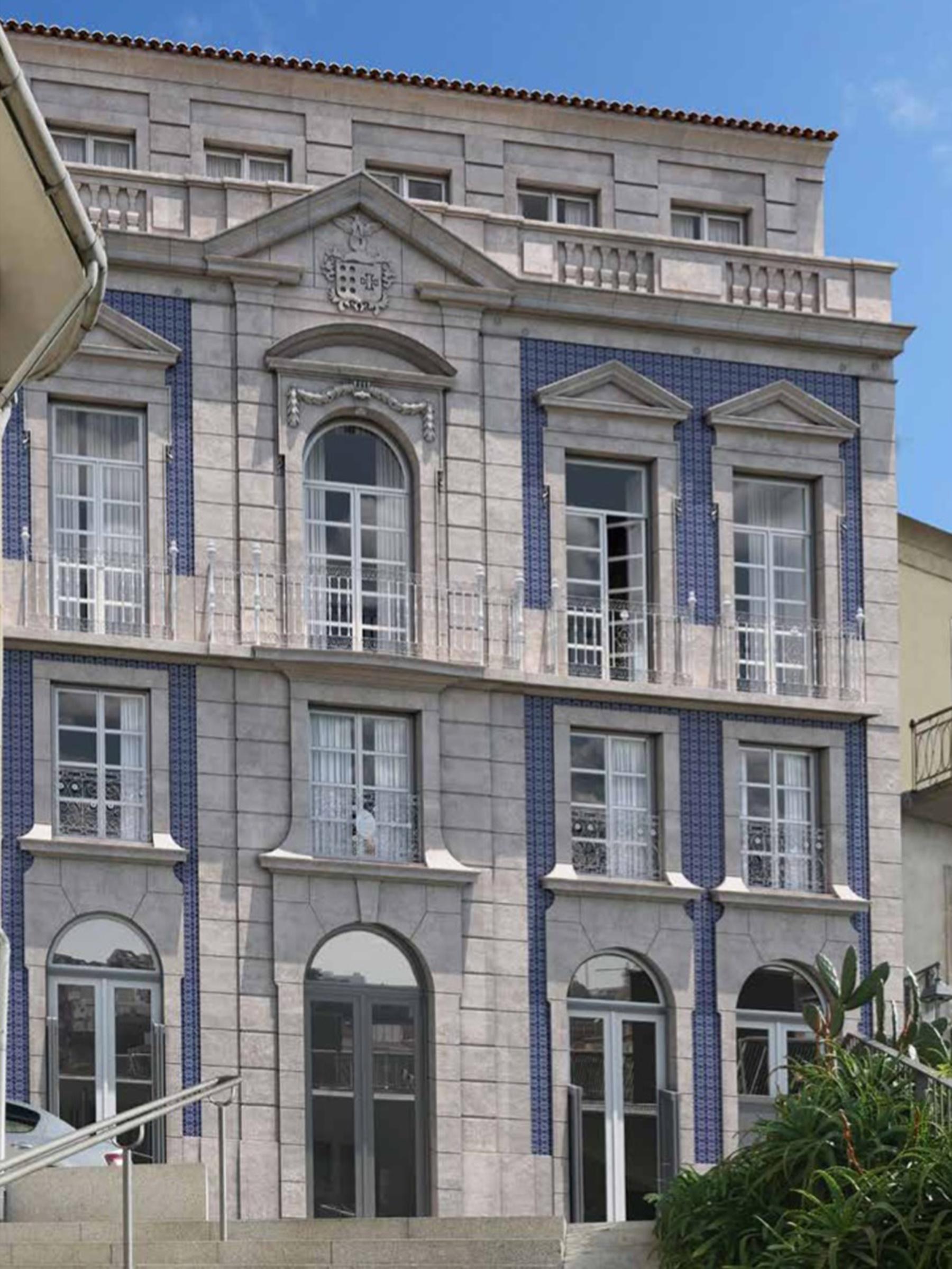 Underconstruction Loft in Santa Marinha e São Pedro da Afurada –